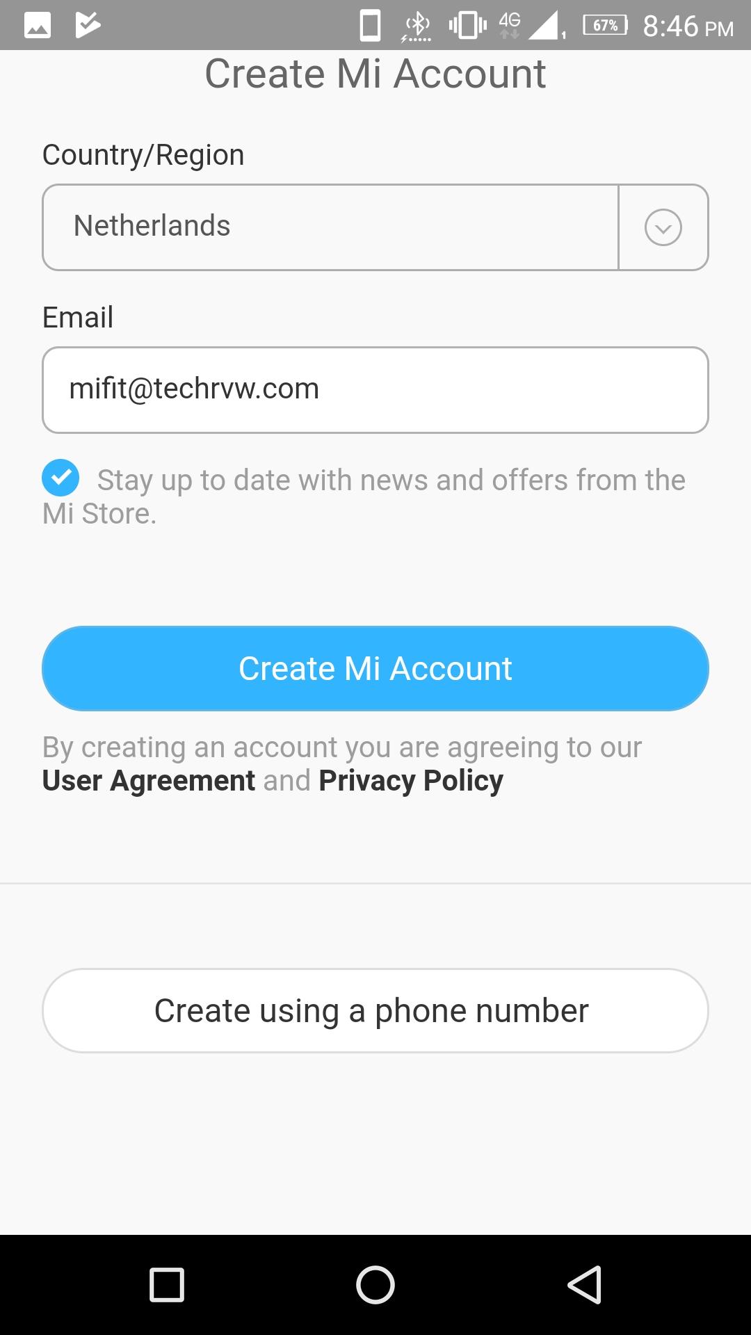 Xiaomi Mi Band 2 Zwart (Zwart) - Techrvw - Userreviews