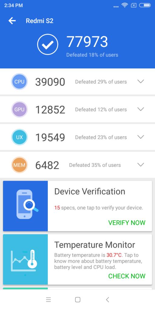 Xiaomi Redmi 2S Score 001