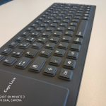 Waterproof Roll-Up Keyboard