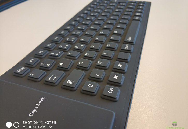 Roll-Up Waterproof Keyboard 008