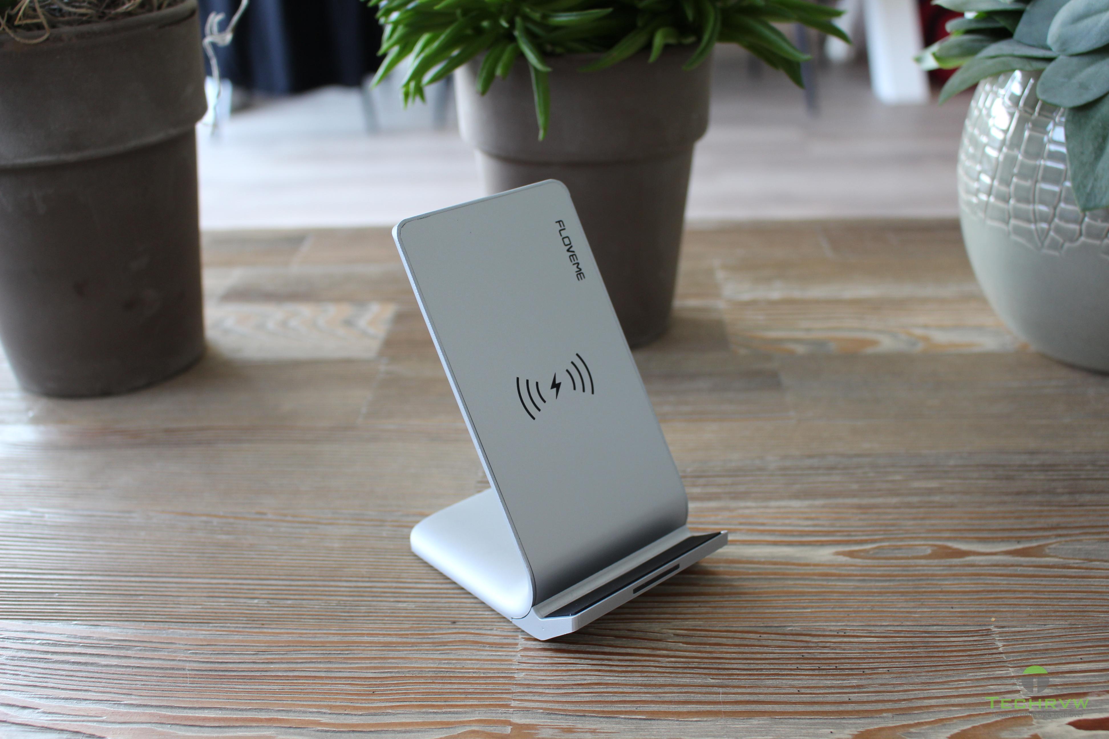 FLOVEME Qi Wireless Charger